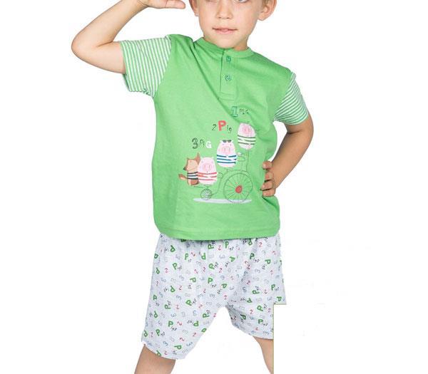 9b58178a7 Imagen. Pijama de niño Muslher
