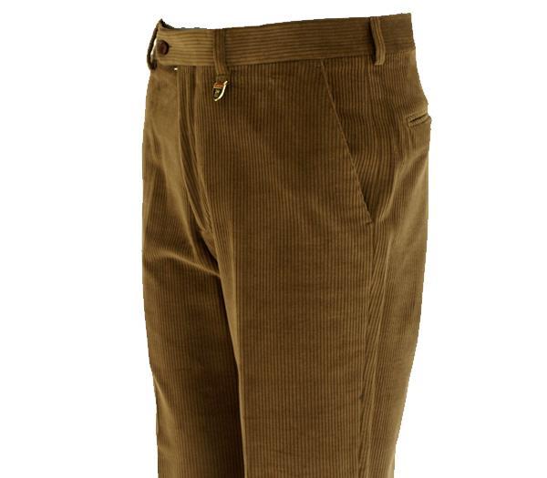 Pantalon Lucan De Pana Lycra Sin Pinzas Comercial Lizarra